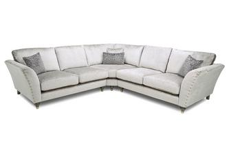 Formal Back 2 Corner 2 Sofa