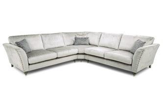 Formal Back 3 Corner 3 Sofa