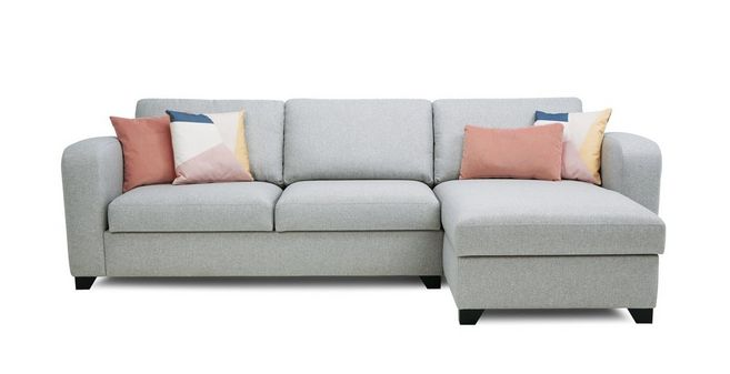 Layla: Right Hand Facing Storage Chaise End 3 Seater Sofa