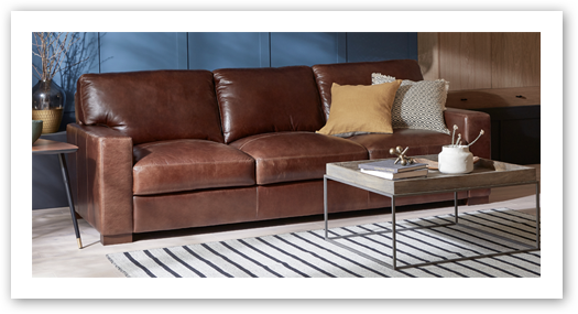 Awesome Brown Leather Sofas