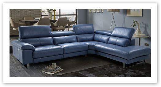 Leather Modular Sofas