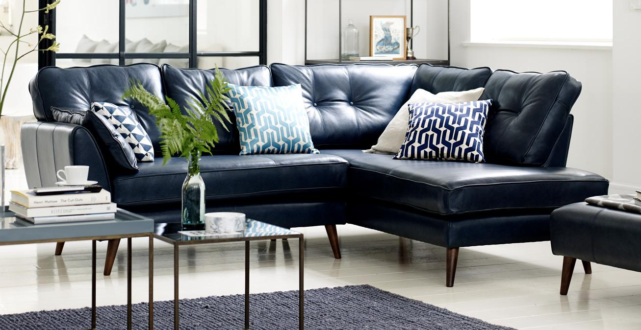 Leather Sofas | DFS Spain