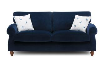 3 Seater Sofa Abbey Velvet