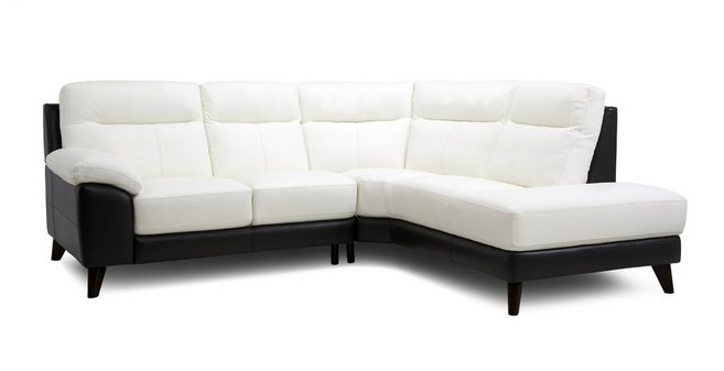 Leonetto: Option A Left Hand Facing Arm 2 Piece Corner Sofa