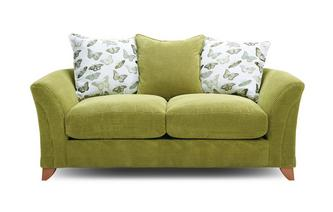 Pillow Back 2 Seater Sofa Leonie