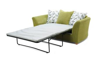 Pillow Back 2 Seater Sofa Bed Leonie