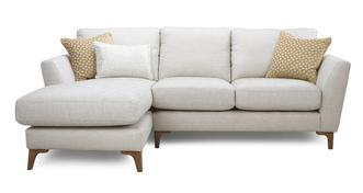 Libby Plain Left Hand Facing Chaise End 2 Seater Sofa