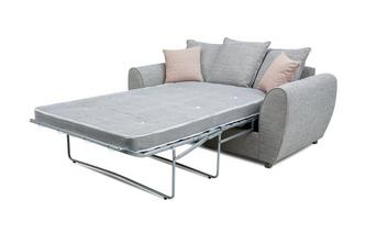 Pillow Back Large 2 Seater Deluxe Sofa Bed