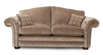Loch Leven Formal Back 3 Seater Sofa