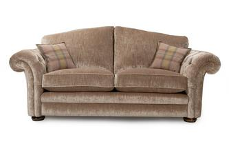 Formal Back 3 Seater Sofa Loch Leven