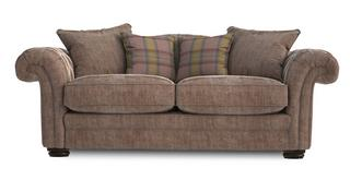 Loch Leven Pillow Back 3 Seater Sofa