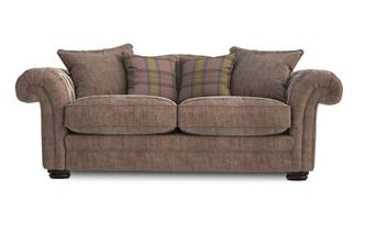 Pillow Back 3 Seater Sofa