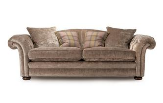Pillow Back 4 Seater Sofa Loch Leven