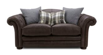 Loch Leven Leather 2 Seater Sofa