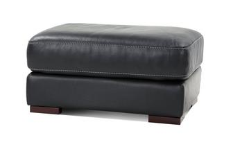 Large Footstool New Club Contrast