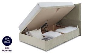 Loria Double Ottoman Bedframe
