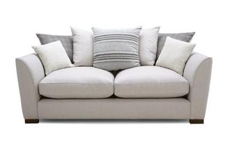 Pillow Back Small Sofa Loversall