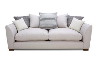 Pillow Back Large Sofa Loversall