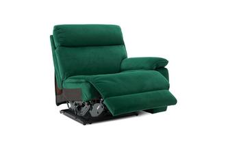 Right Hand Facing Arm 1 Seat Power Plus Unit