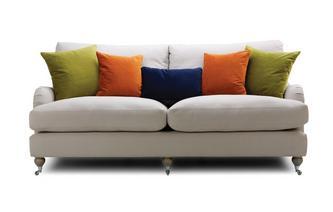 4 Seater Sofa Ludlow Plain