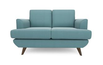Compact Sofa Brushed Plain
