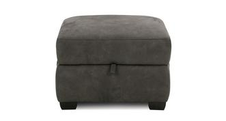 Luther Storage Footstool