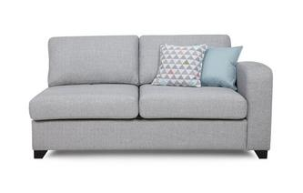 Right Hand Facing 1 Arm 3 Seater Sofa