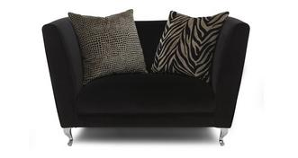 Madagascar Plain Cuddler Sofa