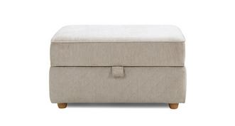 Mahiki Large Storage Footstool
