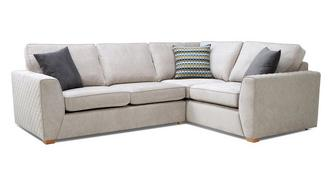 Mahiki Left Hand Facing 2 Seater Corner Sofa