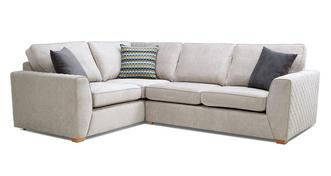 Mahiki Right Hand Facing 2 Seater Corner Sofa
