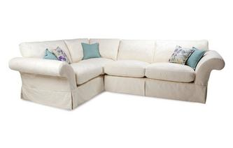 Pattern Right Hand Facing 3 Seater Corner Sofa Malvern Pattern