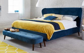 Marcello King Bedframe Marcello