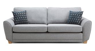 Mariana 4 Seater Sofa Removable Arm