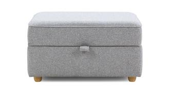 Mariana Large Storage Footstool