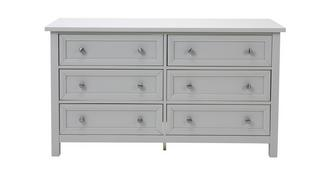 Marina 6 Drawer Wide Chest