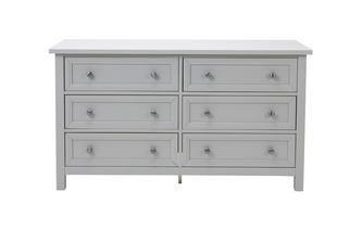 6 Drawer Wide Chest Marina
