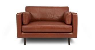 Marl Cuddler Sofa