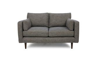 Weave Fabric 2 Seater Sofa Marl Weave