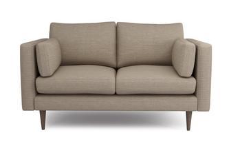 Weave Fabric 2 Seater Sofa