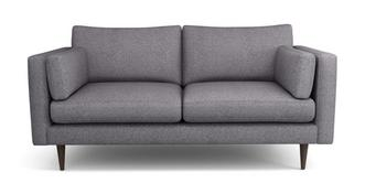 Marl Fabric 3 Seater Sofa