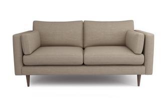Weave Fabric 3 Seater Sofa