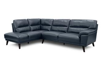 Right Hand Facing Open End Corner Sofa