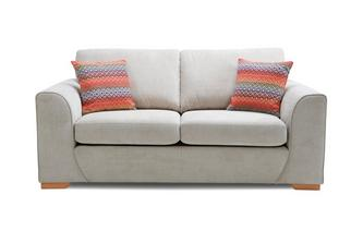 Large 2 Seater Sofa Plaza