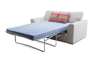 Large 2 Seater Deluxe Sofa Bed Plaza