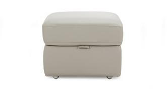 Mazzini Storage Footstool