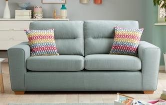 Meeky 3 Seater Sofa Revive