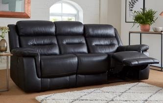 Melton 3 Seater Manual Recliner Premium
