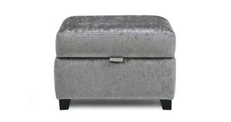 Meribel Storage Footstool