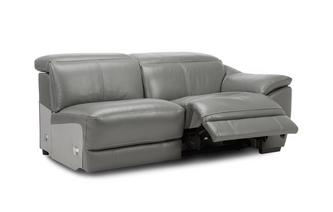 Right Hand Facing 1 Arm 2 Seat Power Plus Unit